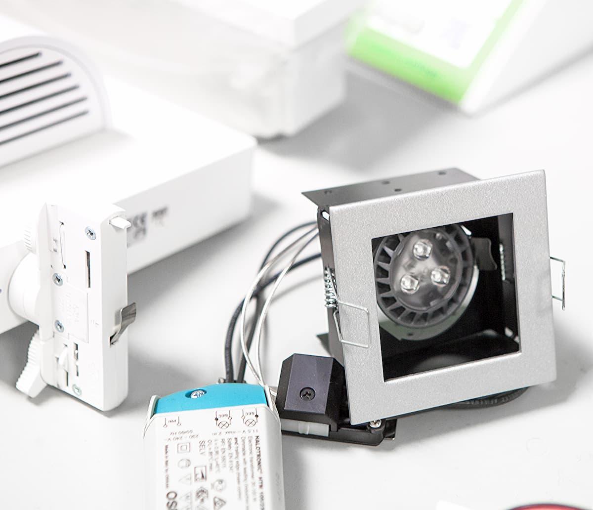 Iluminación y eficiencia energética - ASEISA